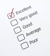 Web mjesta za ocjenjivanje
